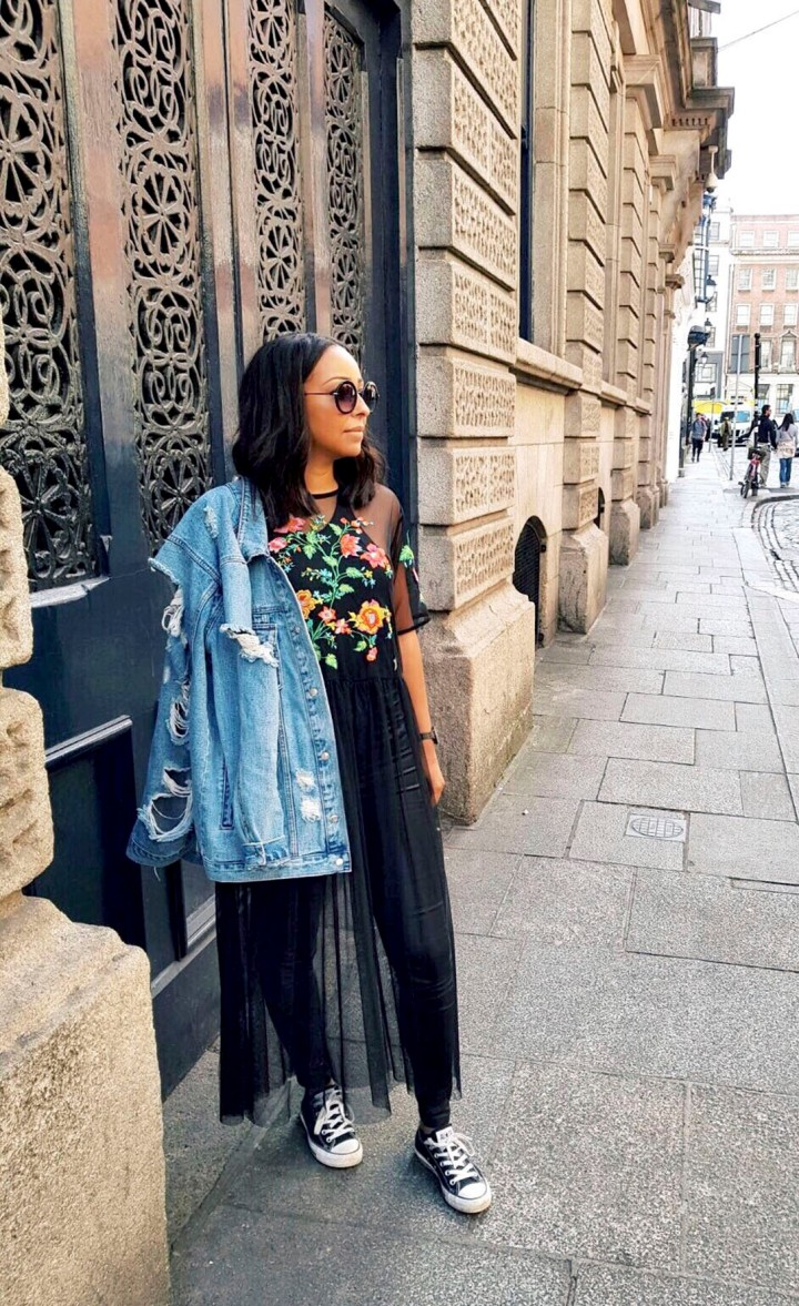 What I Wore: Dublin