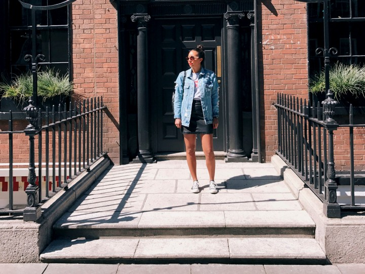What I Wore: Dublin #2