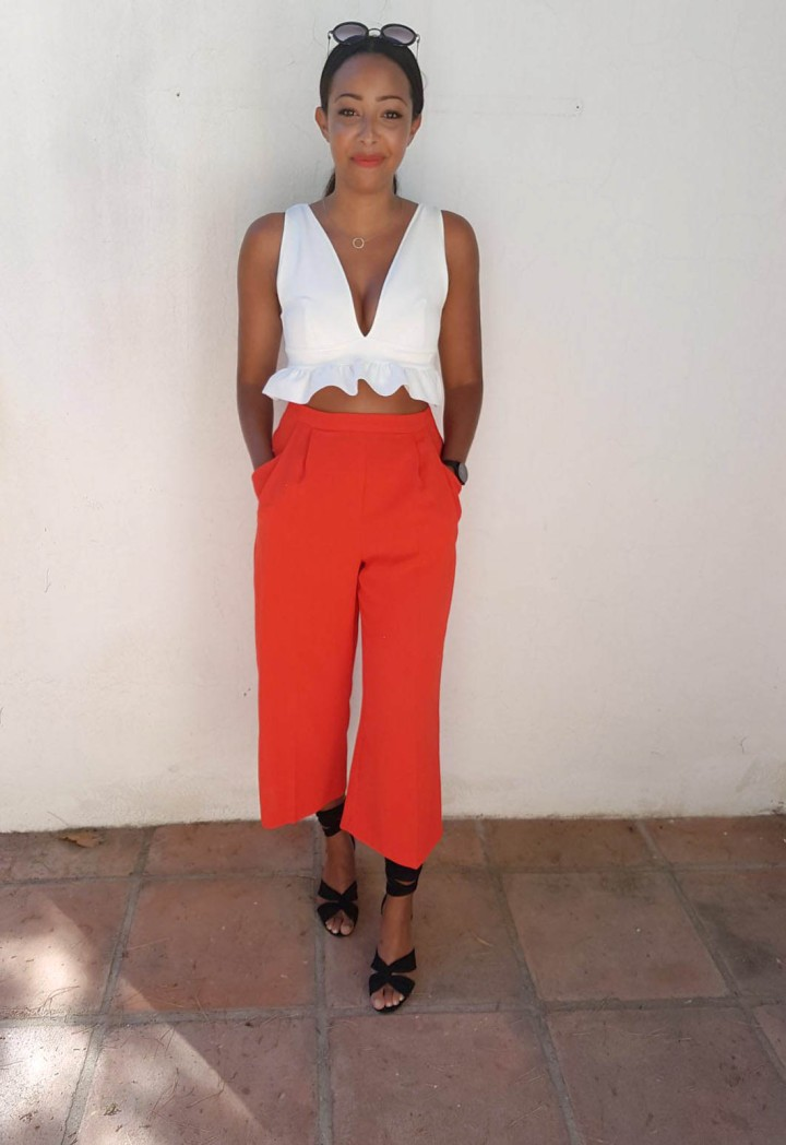 What I Wore:Marbella