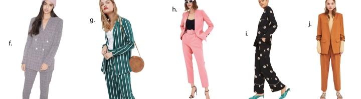 Trouser Suits