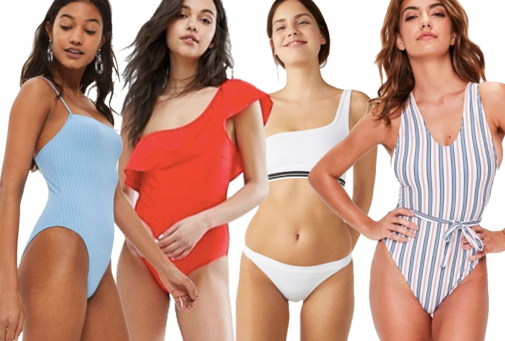 Three 2018 Swimwear Trends You'll Want To Get On Board With