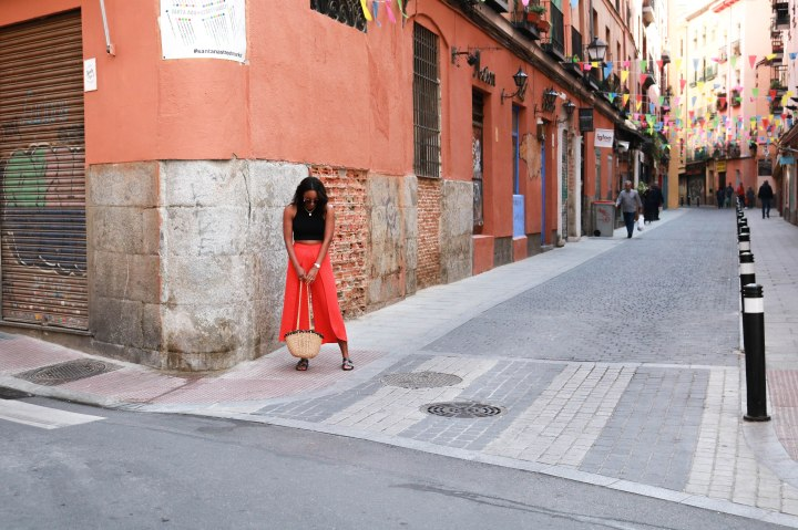 What I Wore: Madrid