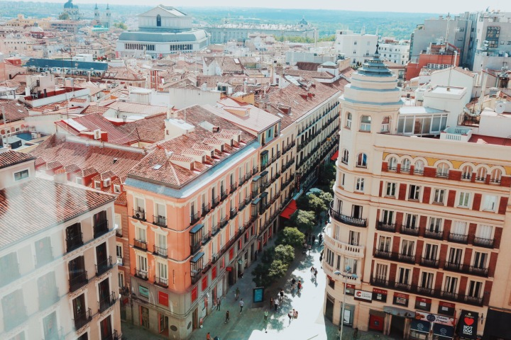 HOW WE SPENT 72 HOURS IN MADRID