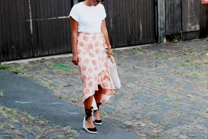 How I Style the Skirt of the Season