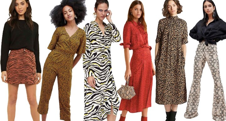 My Favourite Animal Print Pieces on the High Street Right Now
