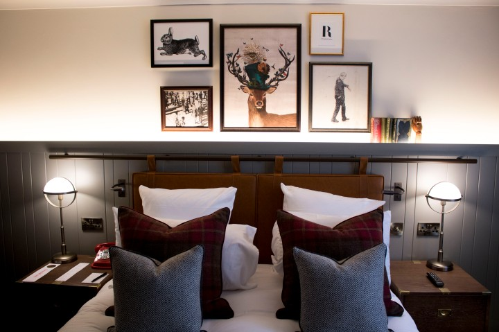 A Festive Stay at The Principal Charlotte Square, Edinburgh