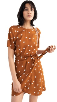 and other stories wrap dress