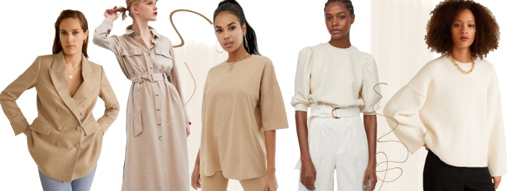 2019 Spring Colour Trend: Shades of Beige