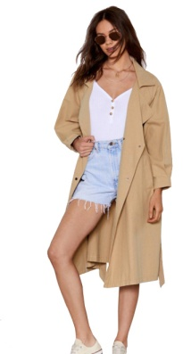 Nasty gal trench.jpg