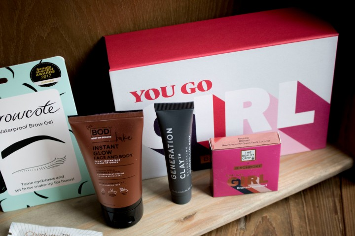March 2019 Birchbox