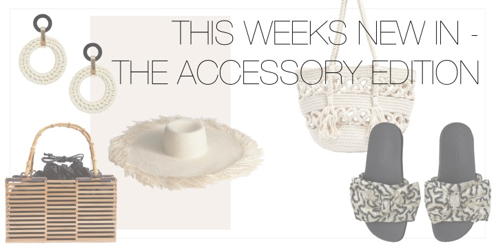 This Weeks New In
