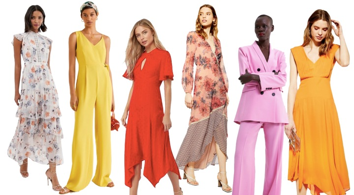 Wedding Guest Outfits for Spring 2019