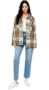 Topshop Checked coat.jpg