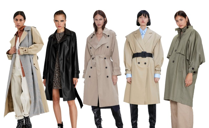 10 High Street Trench Coats to shop now…