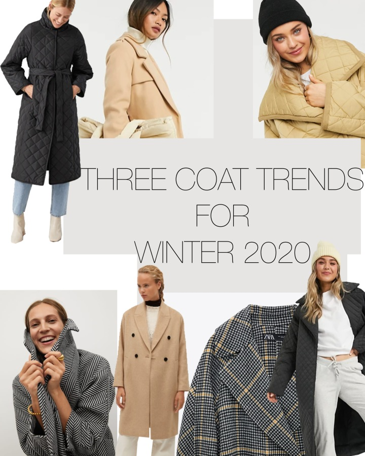 Three Coat Trends for Winter 2020