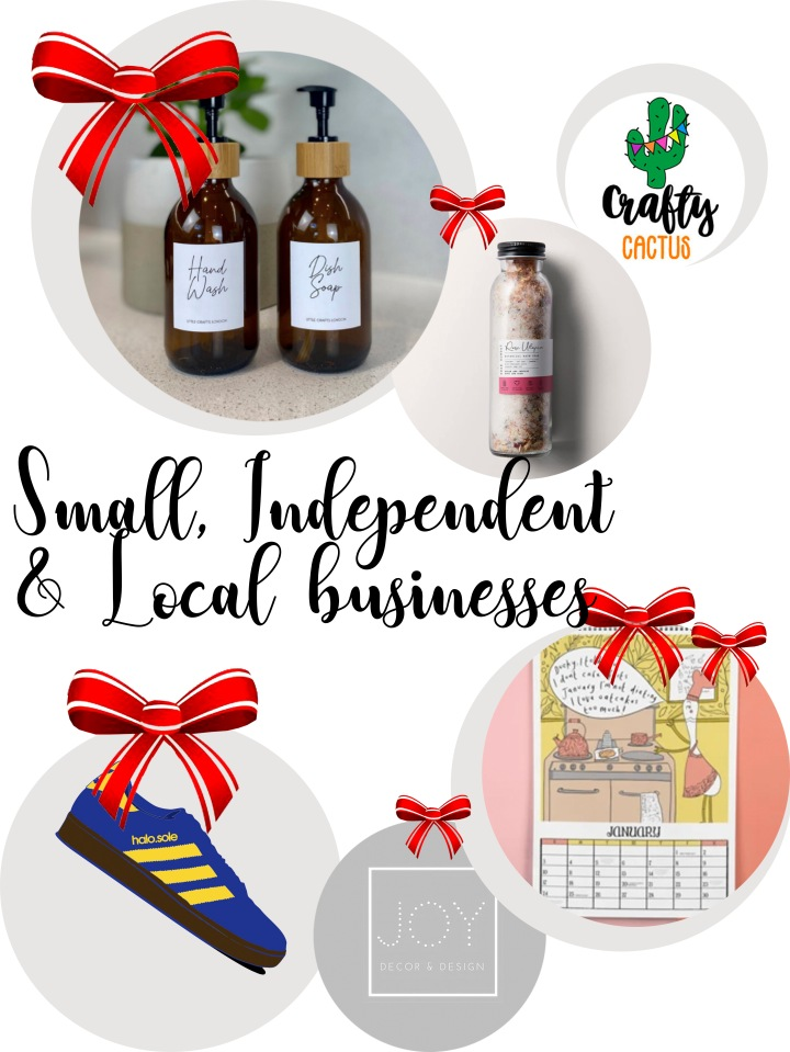 The Gift Guide Series: Small, Independent & Local Businesses