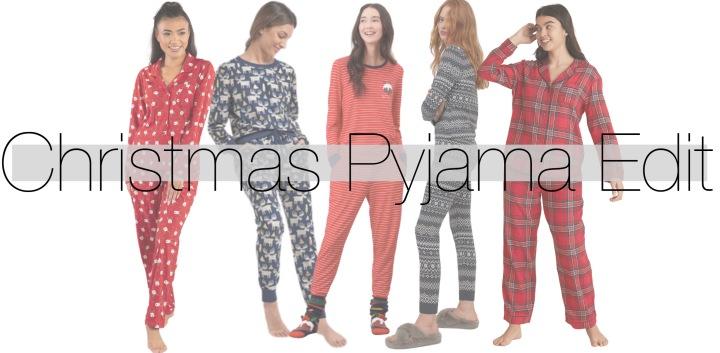 Christmas Pyjama Edit