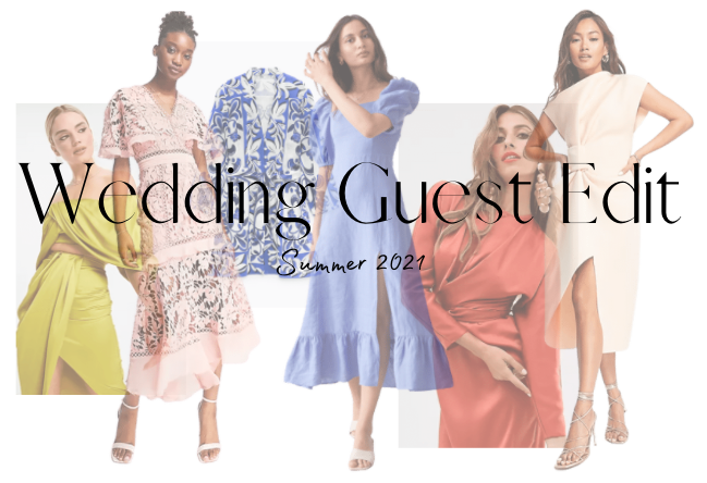 Wedding Guest OutfitEdit